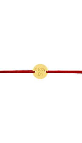 Bratara Daddy 01, Aur 14 K
